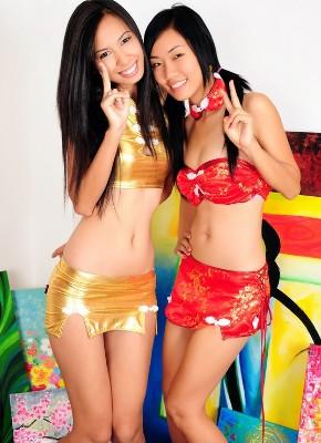 Thai Lesbian Babes