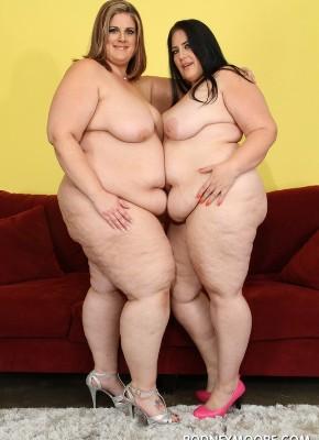 Lesbian BBW